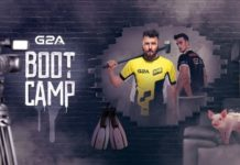 G2A to Organize an Esports Bootcamp for Virtus.pro and Natus Vincere