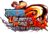 One Piece Unlimited World Red Deluxe Edition in 4K on PC & PS4™ Pro!