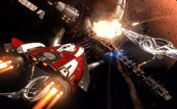 Elite Dangerous Comes to PS4 and Retail on June 27