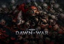 SEGA's Warhammer Dawn of War III Video Series Revealed