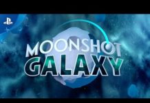 Moonshot Galaxy(TM) is Available Today on Sony PlayStation®VR & Steam