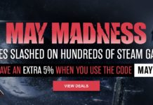 Over 400 Steam games on sale now in May Madness