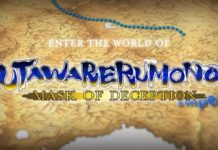 Learn About the Magical World of Utawarerumono: Mask of Deception