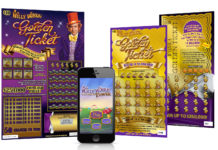 WILLY WONKA GOLDEN TICKET(TM) Game Offers Lucky Player A Chance To Win Up To $1 Billion