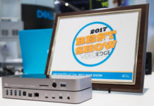OWC WINS NAB 2017 BEST OF SHOW AWARD FOR THUNDERBOLT 3 DOCK WITH 13 PORTS
