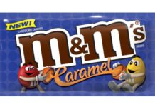 M&M'S® Caramel Launch Celebrated In Times Square