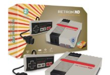 RetroN HD: HD Console for NES Cartridges announced
