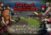 Defend the Highlands World Tour - Out Today!