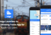 ixigo Launches its Award Winning Trains App for Apple iOS Users