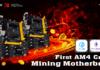 BIOSTAR Debuts AMD AM4 Crypto Mining Motherboard