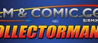 Stars from TV, Film and Sport Descend on Birmingham for the First Time for Collectormania 24
