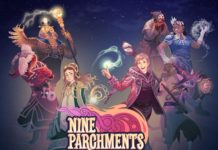 Spellcasting Co-op Game Nine Parchments Coming to Nintendo Switch!