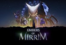Console & PC Adventure-Platformer Embers of Mirrim Coming Soon