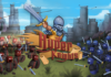 2D Arcade Mount&Blade, 95% Positive Reviews, Twitch integration!