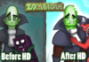 RAIN FIERY DEATH UPON YOUR ENEMIES WHILE LAUGHING MANIACALLY IN BERZERK STUDIO'S HIGH-DEFINITION ZOMBIDLE: REMONSTERED, NOW ON STEAM!
