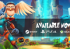 Skylar & Plux: Adventure on Clover Island smashes onto Xbox One, PlayStation®4 and PC