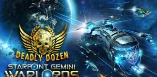 STARPOINT GEMINI WARLORDS 'DEADLY DOZEN' DLC OUT NOW