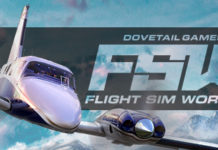 Dovetail Games' 'Flight Sim World' Now Available on Steam Early Access