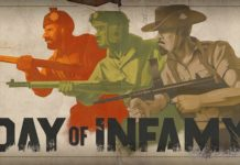 Day of Infamy - Aussie Update Now Available!