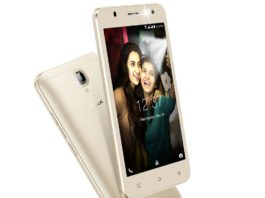 Intex Launches Fast Charging Smart Phone - Aqua S3