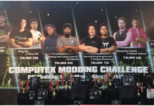 CyberMods 24hrs Kickoff Event Starts Countdown to COMPUTEX 2017 Showdown
