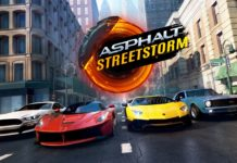 Gameloft announces the next instalment in the Asphaltseries - Asphalt Street Storm Racing