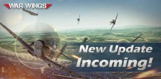 Mobile Gaming News: War Wings Launches New Game Update