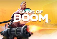 Guns of Boom - at Last, a Mobile First-Person Shooter That Booms!