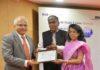 Noel N Tata Felicitated for Tata International's Outstanding Performance in International Trade