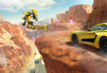 DMG and Hasbro team up to launch Transformers AR/VR digital experience centers