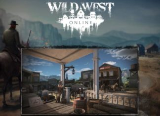Wild West Online - Online Multiplayer Game To Hit PC in 2017 (Red Dead PC Competitor)
