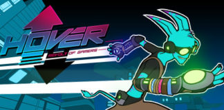 REVIEW : Hover - Revolt Of Gamers (PC/ Steam)