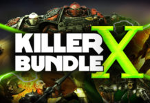 X marks the spot. 10th Killer Bundle set to thrill Steam gamers!
