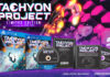 Tachyon Project Announcement (PS4/Vita)