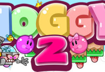 Hoggy 2 is a colorful puzzle platform game