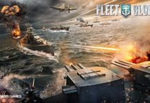 New Fleet Glory Trailer Reveals Fierce WWII Naval Combat Action