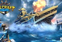 3D PVP BattleShip Game, SailCraft, Officially Announced for August Release (iOS/Android)