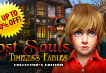 Weekly SALE! Grab Lost Souls: Timeless Fables, Collector's Edition at Up to 80% Off!
