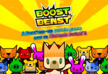 Arc System Works Releases Beat'em-Up Puzzle Game, Boost Beast on Nintendo Switch