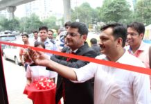Vodafone Introduces Gurugram's First Wi-Fi Enabled Bus Shelter