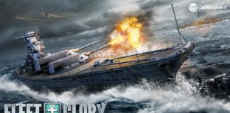PvP Naval Combat Game, Fleet Glory, Launches on iOS and Android Devices