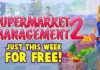 Weekly Giveaway! Now you have a chance to show everyone that you are the best! Run your own Supermarket.
