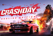 Highly Explosive Fan-Favorite Arcade Racing Action Returns with Fully Remastered Crashday: Redline Edition