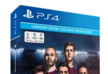 KONAMI Announces FC Barcelona's Luis Suárez as star of PES 2018 European Pack Shot