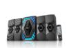 "Zebronics launches its newest ""Future"" 2.1 & 4.1 Speakers priced at Rs. 4646 and Rs. 5151/- respectively."