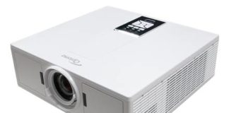 Optoma Unveils the New Generation of Cross-over Laser Projector ZU510T