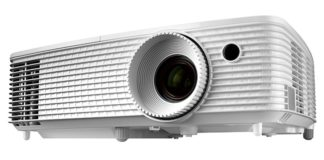 Optoma Introduces the New DarbeeVision Projector - HD27SA