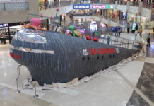 Pacific Mall invites families to experience India's first ever Scuba Diving in a mall - Underwater Discoveries