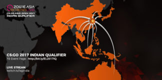 BenQ ZOWIE announces India Qualifiers for eXTREMESLAND CS:GO Asia Open 2017