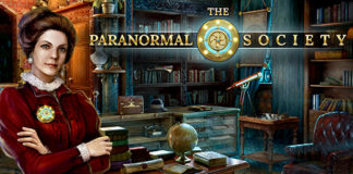 The Paranormal Society™: Hidden Adventure gets a new update on iPad, Google Play, Kindle Fire and Windows stores!